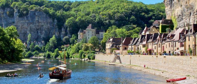 southern France - La Roque Gagaec